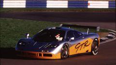 McLaren P1 GTR Design Concept - Immagine: 9