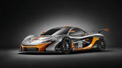 McLaren P1 GTR Design Concept - Immagine: 4