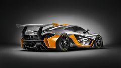 McLaren P1 GTR Design Concept - Immagine: 3