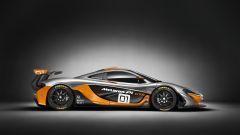 McLaren P1 GTR Design Concept - Immagine: 5