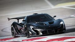 McLaren P1 GTR: gli interni - Immagine: 5