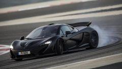 McLaren P1 GTR: gli interni - Immagine: 7