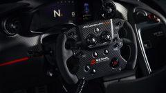 McLaren P1 GTR: la livrea speciale omaggia Senna e la MP4/4 - Immagine: 4