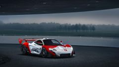 McLaren P1 GTR: la livrea speciale omaggia Senna e la MP4/4 - Immagine: 2