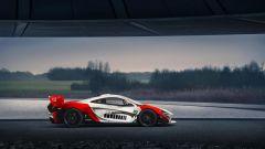McLaren P1 GTR: la livrea speciale omaggia Senna e la MP4/4 - Immagine: 3