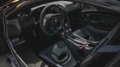 McLaren P1: interni
