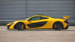 McLaren P1: laterale