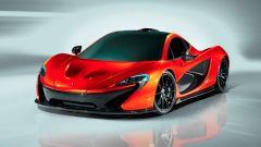 McLaren P1, nuove immagini ufficiali - Immagine: 11