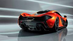 McLaren P1, nuove immagini ufficiali - Immagine: 12