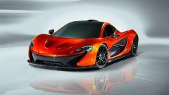 McLaren P1, nuove immagini ufficiali - Immagine: 10