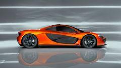 McLaren P1, nuove immagini ufficiali - Immagine: 9