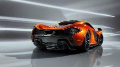 McLaren P1, nuove immagini ufficiali - Immagine: 8