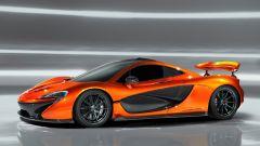 McLaren P1, nuove immagini ufficiali - Immagine: 7