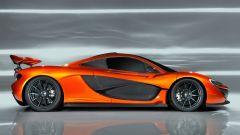 McLaren P1, nuove immagini ufficiali - Immagine: 6
