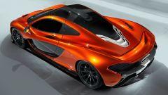 McLaren P1, nuove immagini ufficiali - Immagine: 5