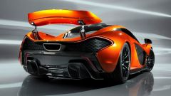 McLaren P1, nuove immagini ufficiali - Immagine: 4