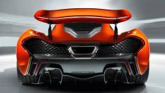 McLaren P1, nuove immagini ufficiali - Immagine: 2