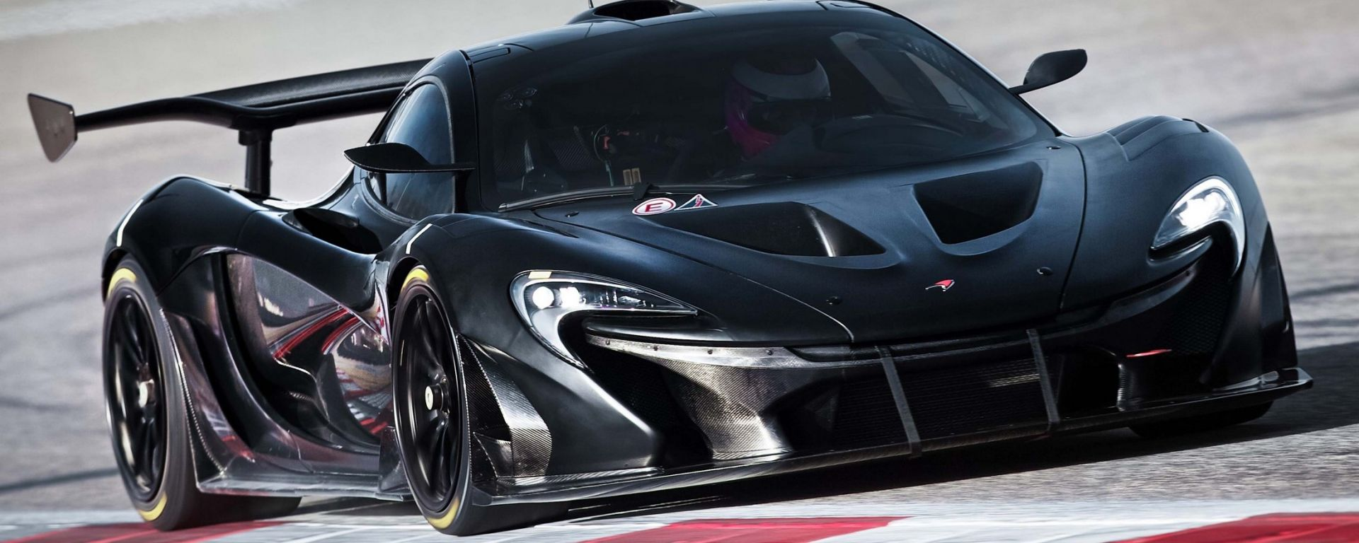 McLaren P1 LM: nuovo record al Nurburgring