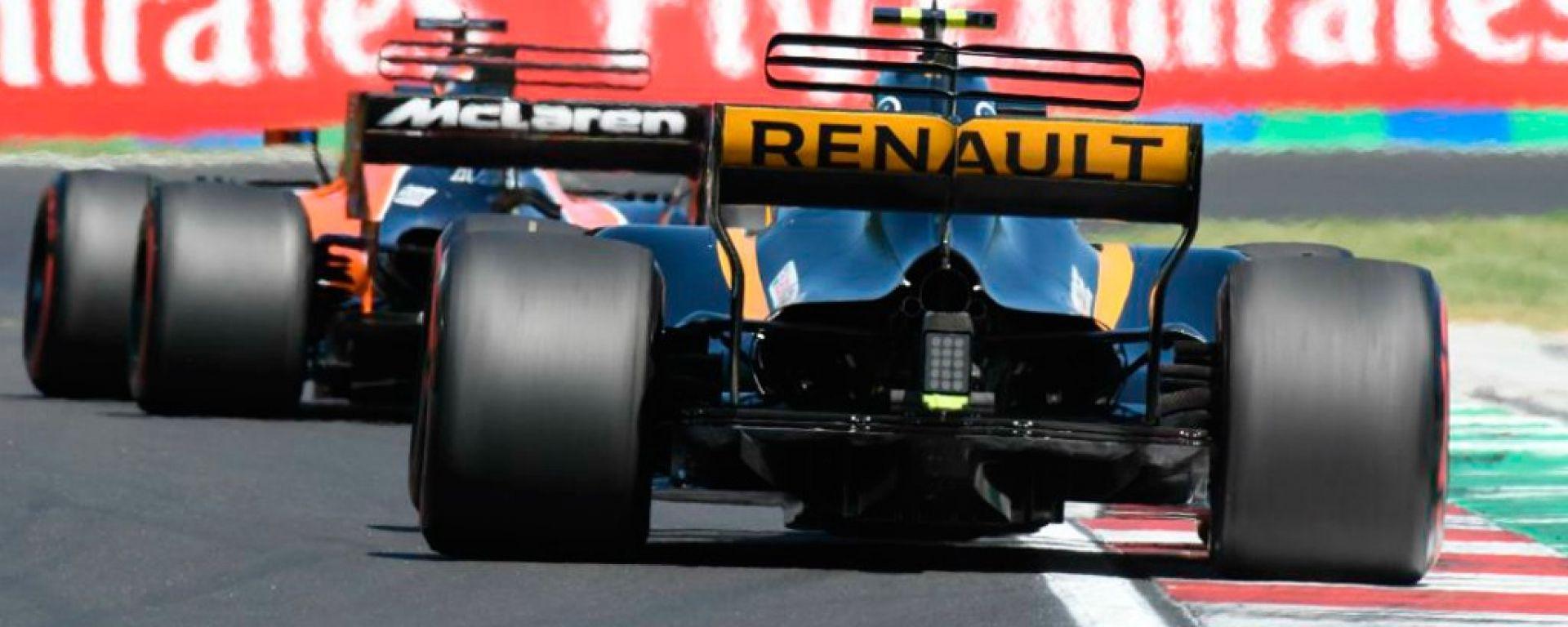 McLaren passerà con la Renault dal 2018