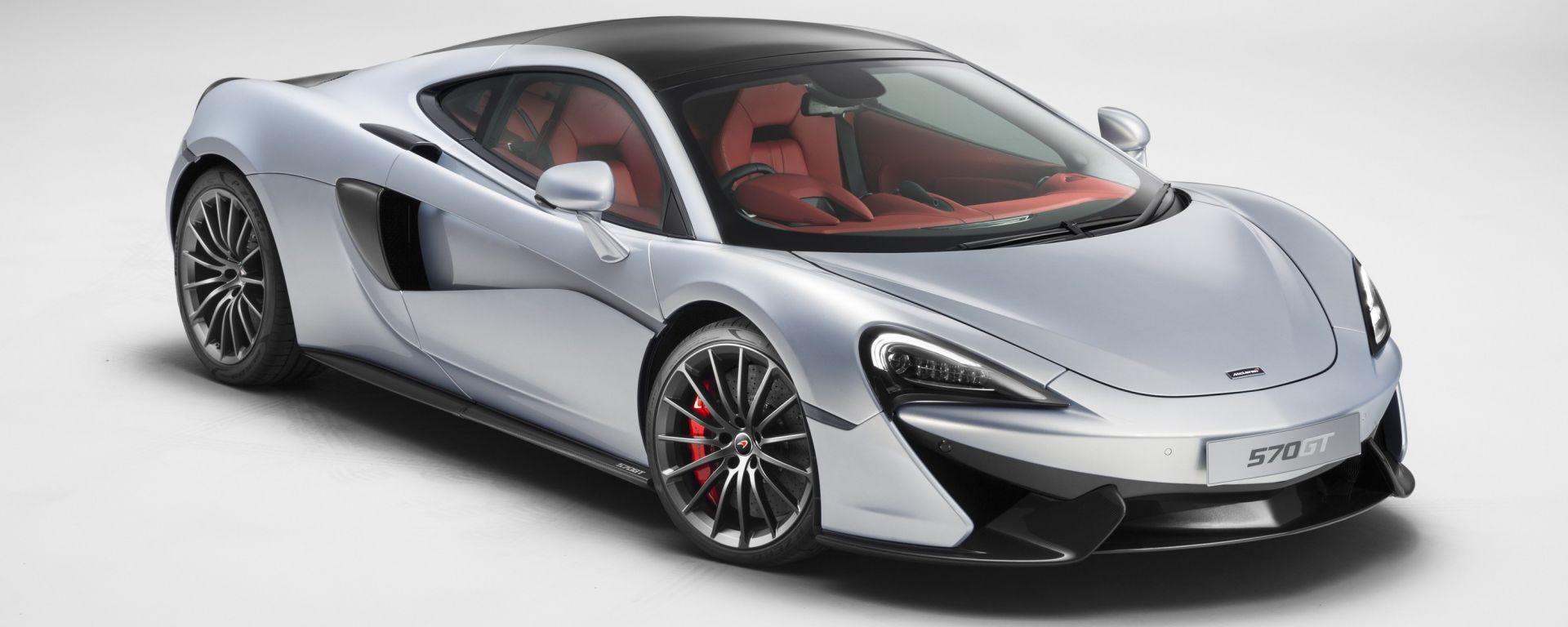 McLaren produrrà solo auto ibride entro il 2025