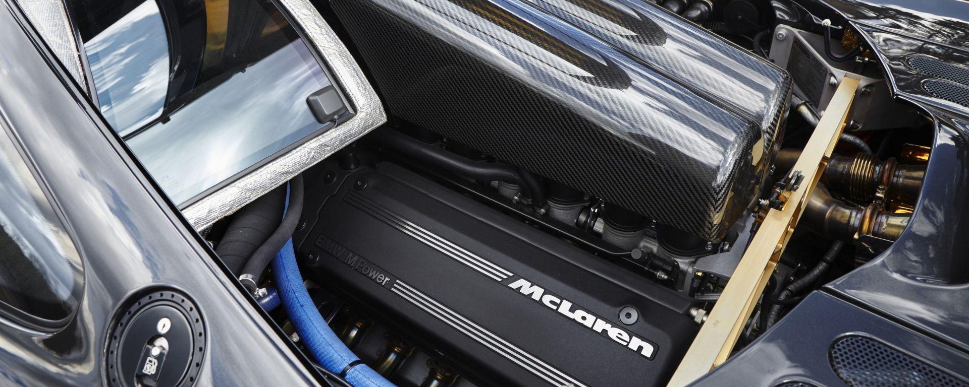 McLaren: ritorna il sodalizio con BMW