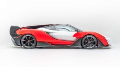 McLaren Sabre: la nuova supercar inglese