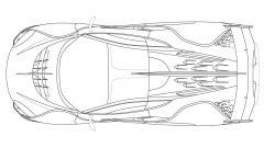 McLaren Sabre: una vista dall'alto