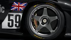 McLaren Senna GTR LM, omaggio alla regina di Le Mans '95 - Immagine: 4
