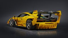 McLaren Senna GTR LM, omaggio alla regina di Le Mans '95 - Immagine: 6