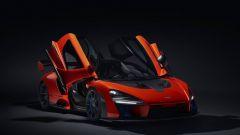 McLaren Senna: supercar estrema ispirata ad Ayrton - Immagine: 3