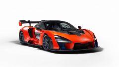 McLaren Senna: supercar estrema ispirata ad Ayrton - Immagine: 1