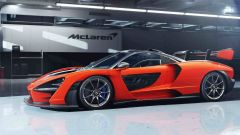 McLaren Senna: supercar estrema ispirata ad Ayrton - Immagine: 6