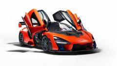 McLaren Senna: supercar estrema ispirata ad Ayrton - Immagine: 2