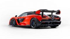 McLaren Senna: supercar estrema ispirata ad Ayrton - Immagine: 12