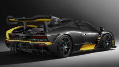 McLaren Senna: l'originale a cui si ispira il rendering