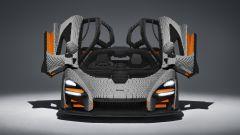 McLaren Senna: un modello a grandezza naturale fatto di Lego - Immagine: 4