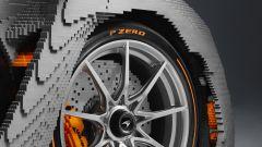 McLaren Senna: un modello a grandezza naturale fatto di Lego - Immagine: 5