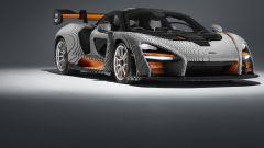 McLaren Senna: un modello a grandezza naturale fatto di Lego - Immagine: 1