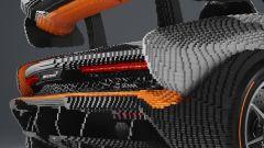 McLaren Senna: un modello a grandezza naturale fatto di Lego - Immagine: 7