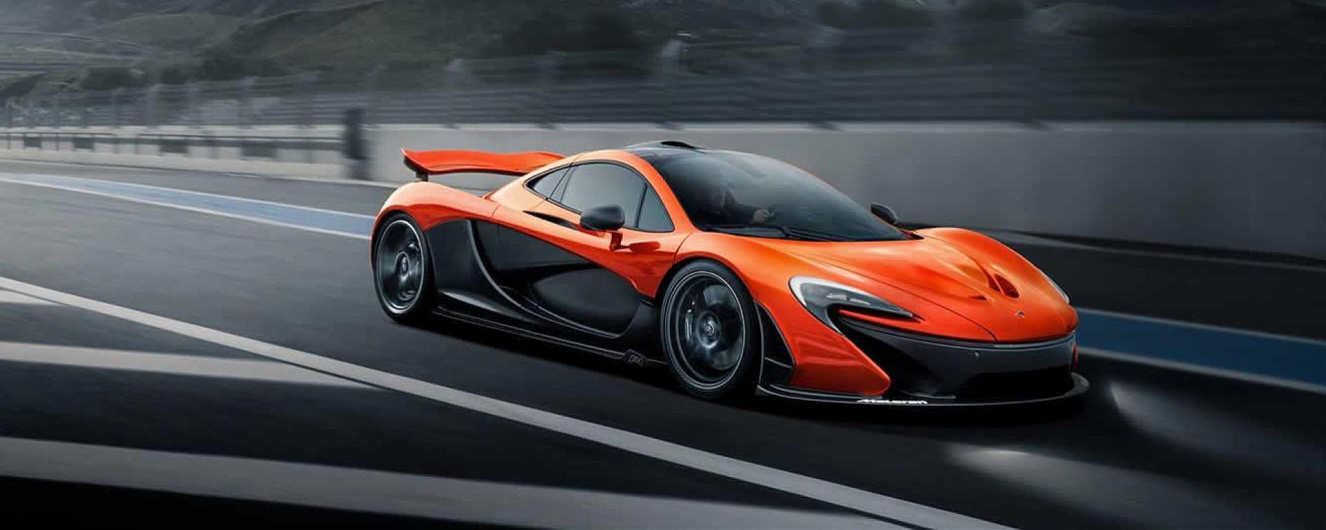 McLaren Special Operations P1 Carbon