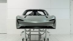 McLaren Speedtail, il frontale