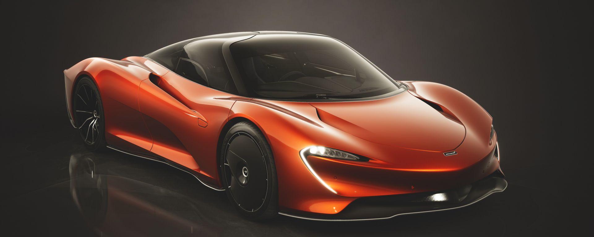 McLaren Speedtail: i segreti della personalizzazione estrema