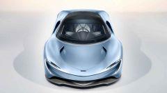 McLaren Speedtail: ecco l'erede della F1 da 400 km/h - Immagine: 8