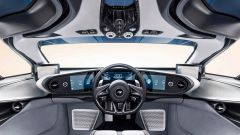 McLaren Speedtail: ecco l'erede della F1 da 400 km/h - Immagine: 9