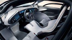 McLaren Speedtail: ecco l'erede della F1 da 400 km/h - Immagine: 10