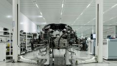 McLaren Speedtail, primo piano del retrotreno