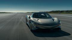 McLaren Speedtail supera i 400 km/h