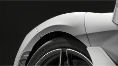 McLaren Super Series: dettaglio del passaruota anteriore