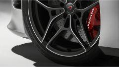 McLaren Super Series: dettaglio della pinza freno