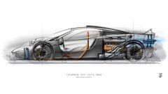 McLaren T.50 rendering